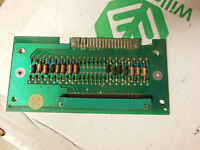 PAC MAN  PACMAN    MIDWAY FILTER   arcade game board  part c81
