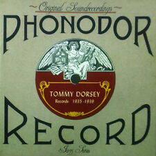 CD Tommy Dorsey - Records 1935 - 1939