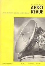 DEUTSCHE AERO REVUE .ROCKETS ATOMIC ENERGY.1965