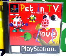 PET IN TV - PS1 2 PLAYSTATION -711719729624- MODENA