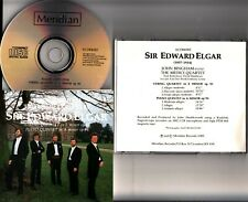 John Bingham & The Medici Quartet - Elgar: String Quartet/Piano Quintet UK CD 85