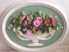 Art Deco Style Floral Floral & Garden Wall Hangings