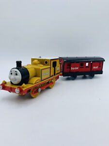**READ Stepney Thomas & Friends Trackmaster Motorized Train Red Sodor Mail Car