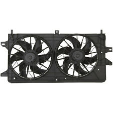 Radiator And Condenser Fan For Chevrolet Impala Buick LaCrosse GM3115180