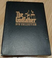 The Godfather Dvd Collection (Dvd, 2001, 5-Disc Set, Sensormatic)