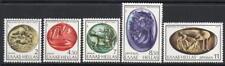 GREECE MNH 1976 SG1337-41 Ancient Sealing Stones