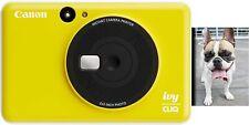 New Canon Ivy CLIQ Instant Camera Printer, Mini Photo Printer with 2