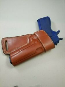 Armadillo Holsters Brown Small of the Back Holster for Right Hand Draw Glock 21