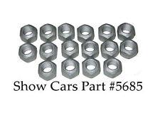 CHEVY 348 409 396 402 427 454 502 COMP CAMS 1401N-16 7/16 ROCKER ARM NUTS USA