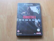 Resident Evil 3 (Nintendo GameCube, 2003, DVD-Box) Neu!