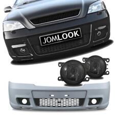 Frontschürze Stoßstange vorne Opel Astra G T98 OPC inkl. Nebelscheinwerfer Smoke