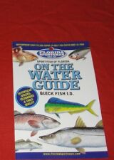 Florida Sportsman Sport Fish of Florida On the Water Guide Quick Fish ID Fishing