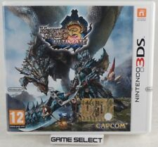 MONSTER HUNTER 3 ULTIMATE NINTENDO 3DS 2DS DS 3D PAL EU EUR ITA ITALIANO NUOVO