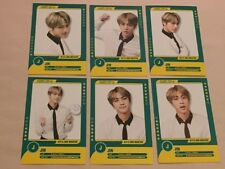 Bangtan Boys BTS 3rd Muster Goods [ARMY.ZIP+] Player Cards(Jin) Read Description