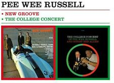 Pee Wee Russell - New Groove / College Concert 1966 [New CD] Bonus Track, Rmst