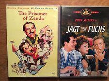 Peter Sellers [2 DVD] Der Gefangene von Zenda + Jagt den Fuchs