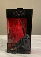 "Star Wars the Black Series Imperial Royal Guard Episode V 6"" Figure BRAND NEW**"