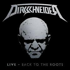 Dirkschneider - Live - Back To The Roots (NEW 2CD)