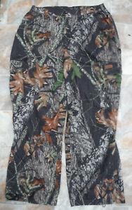 Mens WOOLRICH Hunting Mossy Oak Woodland Trouser Cargo Pants sz L