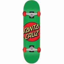 "Santa Cruz Classic Dot 7.8"" Complete Skateboard"