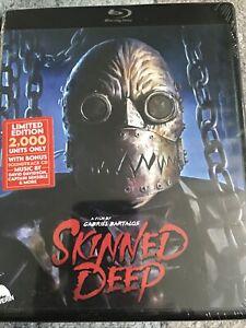 Skinned Deep Blu Ray/ Cd Soundtrack Severin Ltd Ed