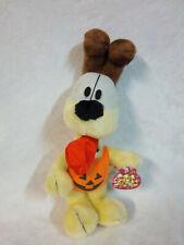 "Play By Play Garfield Odie Halloween Dog 12"" Plush Soft Toy Stuffed Animal"