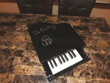 Steve Winwood Signed Autographed Prop Mini Grand Piano The Finer Things + Coa