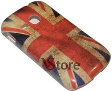 Cover Per SAMSUNG Galaxy Mini 2 S6500 Bandiera Inglese Inghilterra rigida