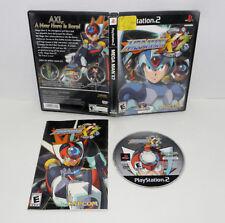 Mega Man X7 (Sony PlayStation 2, 2003) ps2