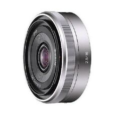 USED Sony E 16mm f/2.8 SEL16F28 Excellent FREE SHIPPING