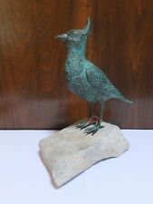 Bronze Vogel 12cm