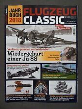Flugzeug Classic Jahrbuch 2018, Junkers Ju 88, Luftfahrt