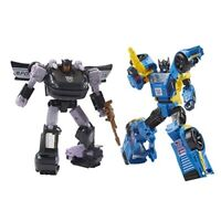Transformers Galactic Odyssey Collect Dominus Criminal Pursuit 2 pack IN HANDS!!