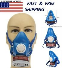 Respirator Gas Mask Self-priming Filter Cartridge Half Organic Vapor Single Tank