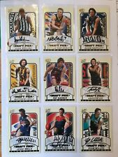 SELECT AFL 2005 TRADITION / DYNASTY DRAFT PICK SIGNATURE CARDS *take your pick*