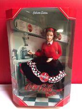Barbie Collector Edition Coca-cola Mattel 24637 Doll 1999