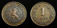 Netherlands - 1 Cent 1878 Zeer Fraai
