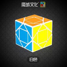Moyu Pandora 3x3 Skewb Magic Cube Ultra-Smooth Speed Cube Twist Puzzle Fancy Toy