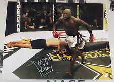 King Mo Signed UFC 16x20 Photo PSA/DNA COA StrikeForce Bellator Muhammed Lawal