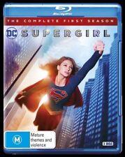 Supergirl : Season 1 (Blu-ray, 2016, 3-Disc Set)