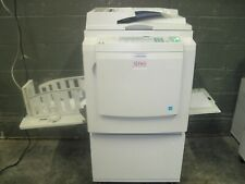 Standard SD365 High Speed Digital Duplicator with LOW METER Stand NICE PRINTS