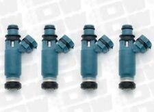 2002-2013 Subaru WRX 2.0 2.5 DeatschWerks 750cc Top Feed Injectors, Set of 4