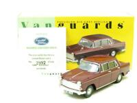 Corgi Vanguards VA05402 Morris Oxford Damask Red 1.43 Scale Boxed
