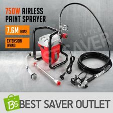 750W Airless Paint Sprayer Electric Pressure Spray Gun Painting Machine Home DIY