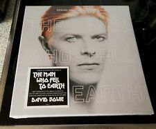 David Bowie - The Man Who Fell To Earth - LP X 2 [+ CD X 2] (2016) + BOOK