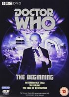 Doctor Who - The Beginning An Unearthly Child [1963]  The Daleks [1963]  The