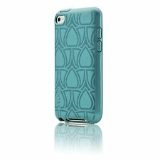 Belkin iPod Touch 4th Generation Grip Vue Vapor Gel Rubber Case/Cover/Skin Green