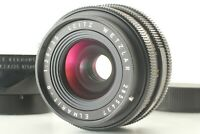 【OPT MINT】 LEICA LEITZ WETZLAR ELMARIT R 35mm F/2.8 R Mount 3Cam From JAPAN