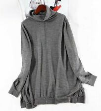 Eileen Fisher Merino Wool Turtleneck Tunic Sweater Size S