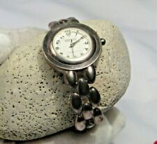 ECCLISSI Sterling Silver Watch.